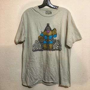 Marvel Thanos T Shirt Lootwear Original